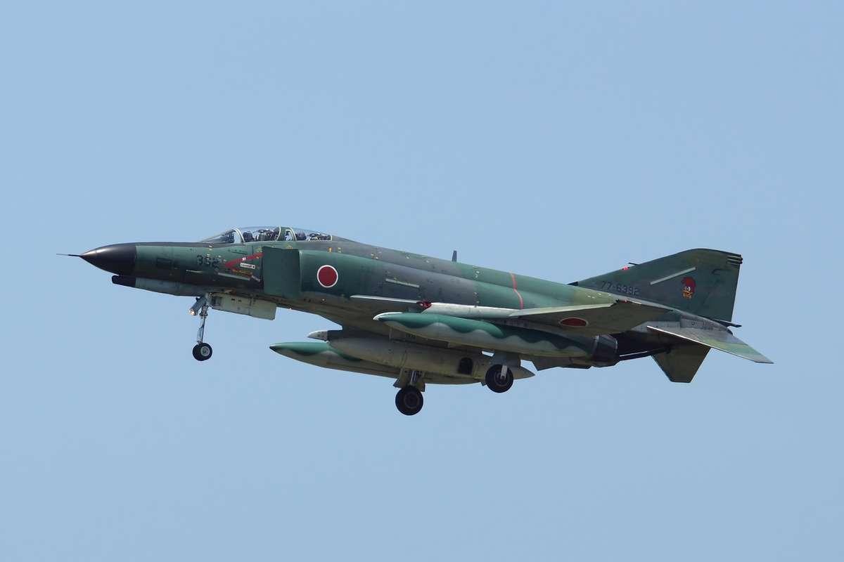 RF-4EJK 戦闘機