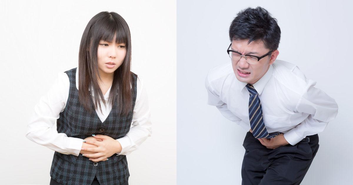 生理痛 VS キン◯マ蹴られた痛み