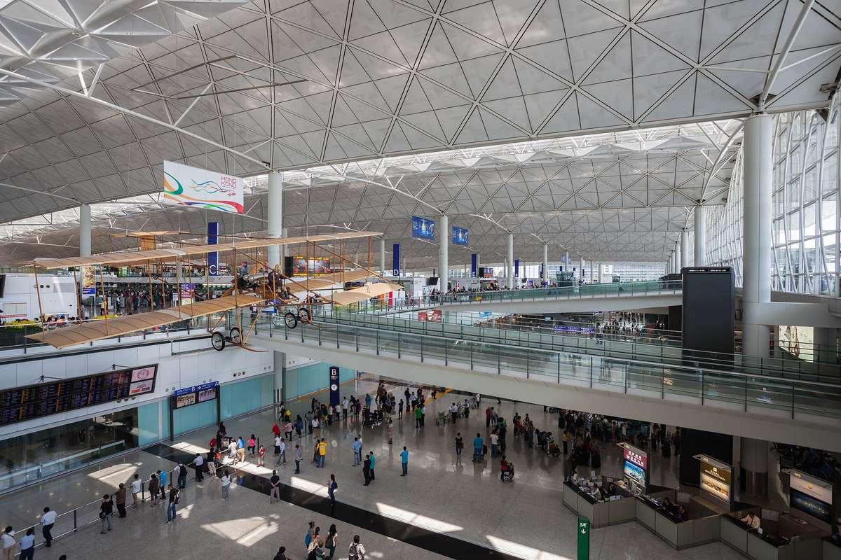 香港国際空港(香港)
