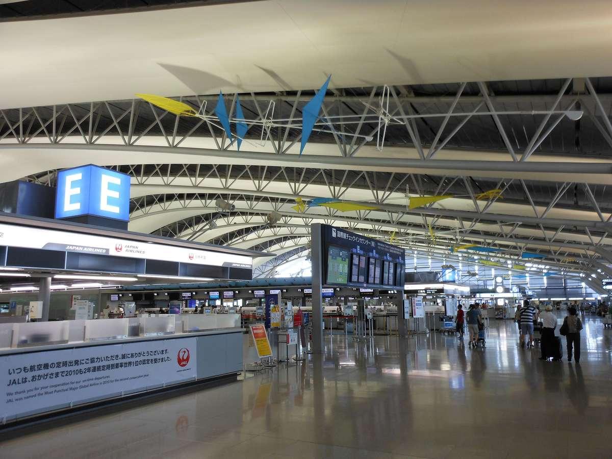関西国際空港(日本)