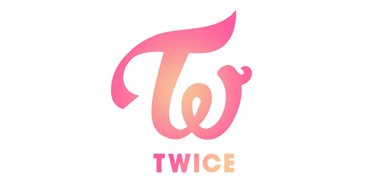 TWICEロゴ
