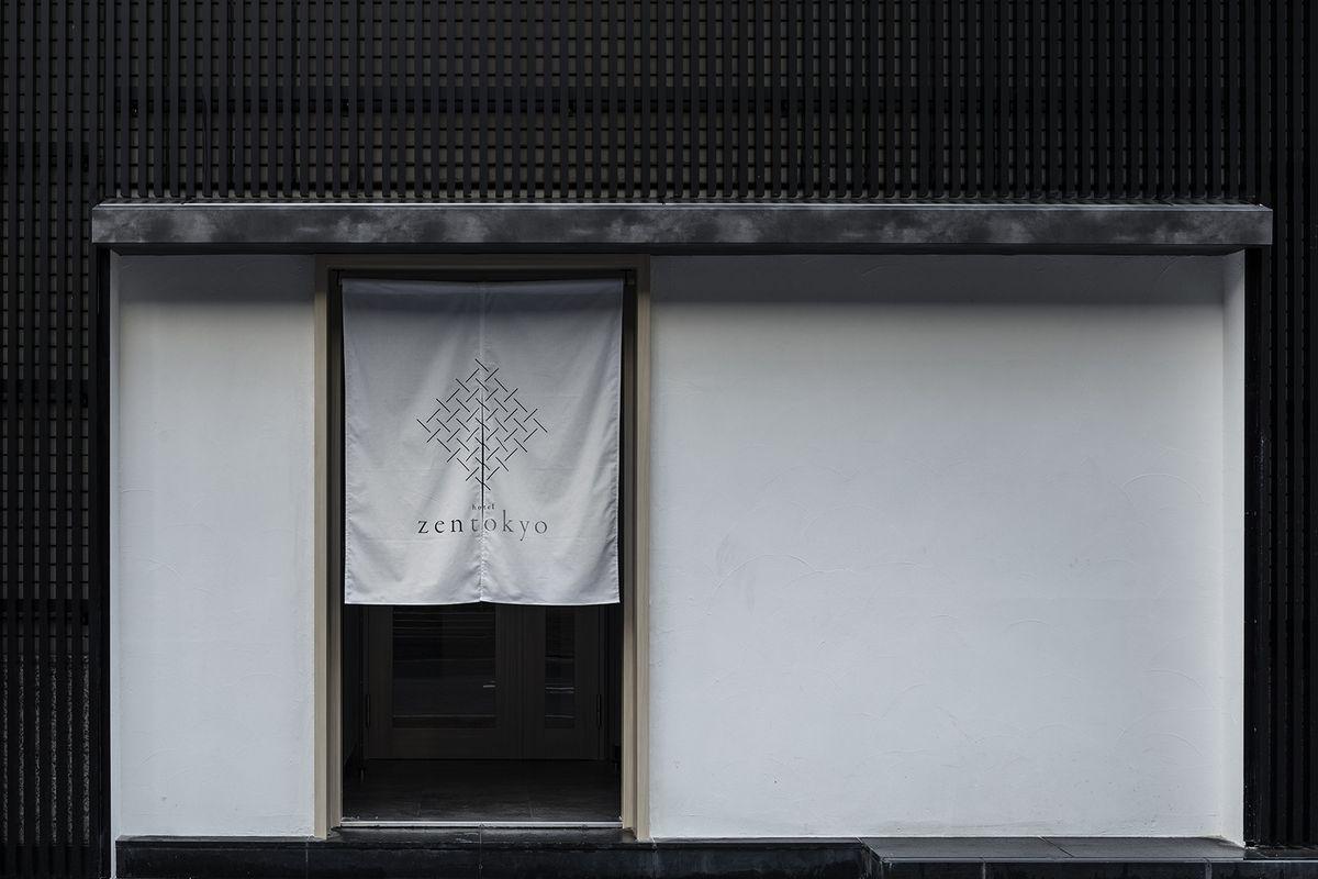 「ホテル・ゼン・トーキョー」外観