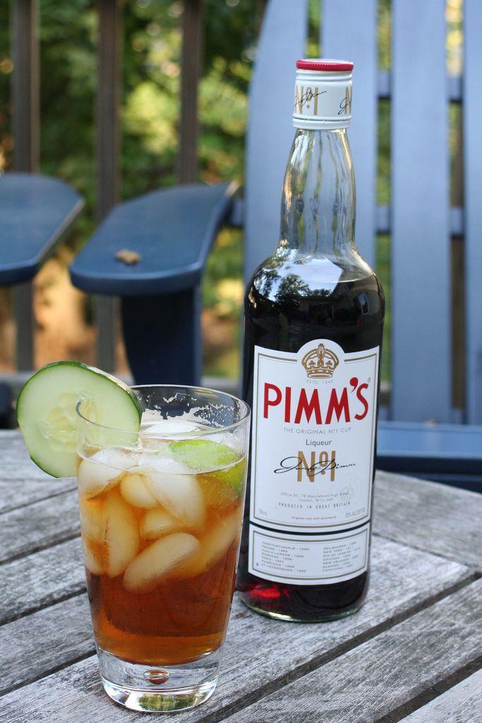 ピムズカップ(Pimm's Cup)