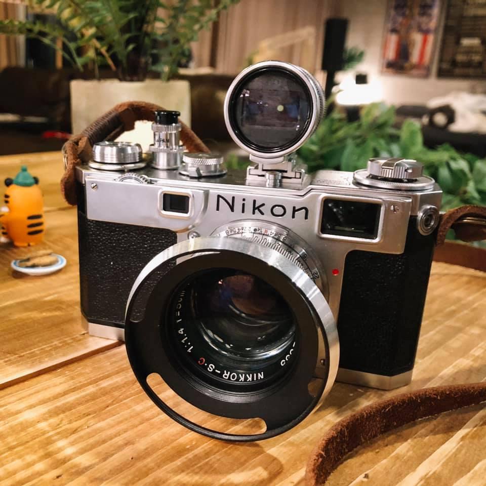 NikonのSシリーズ