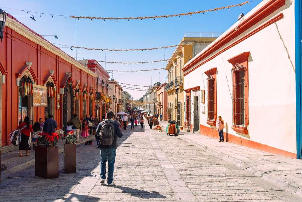 オアハカ(メキシコ)