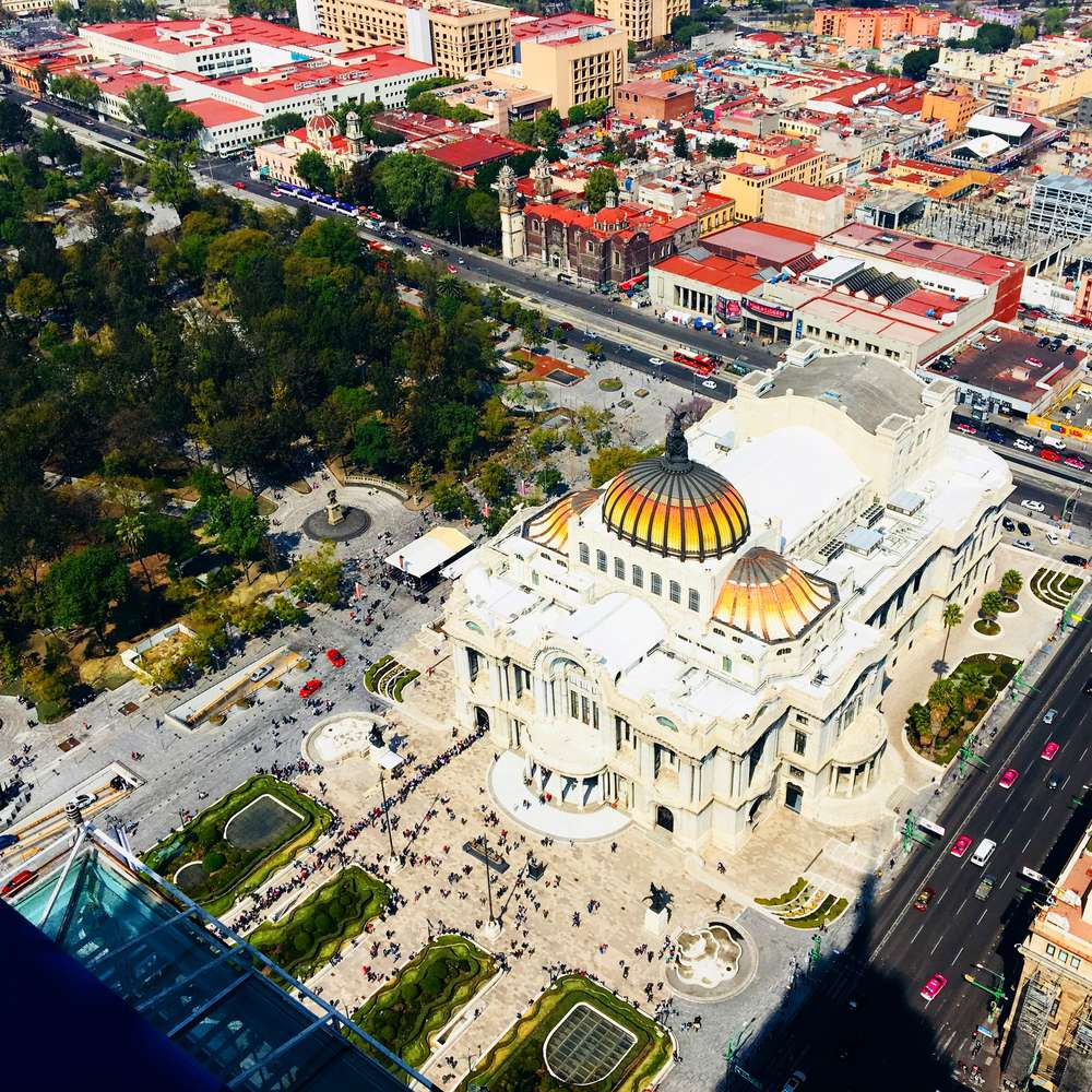 メキシコシティ(メキシコ)