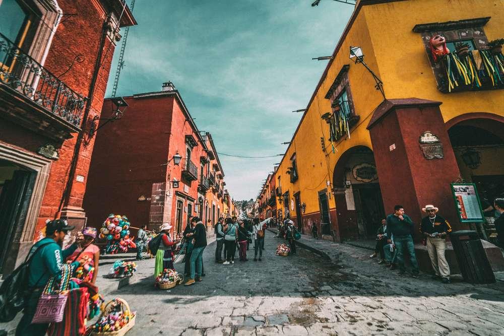 サン・ミゲル・デ・アジェンデ(メキシコ)