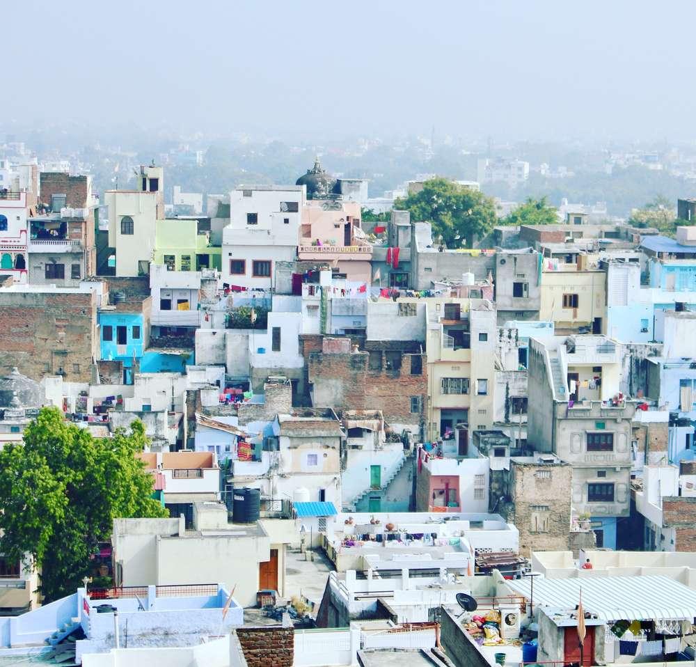 ウダイプル(インド)