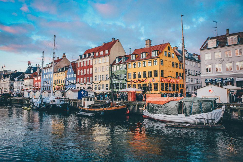 コペンハーゲン(デンマーク)