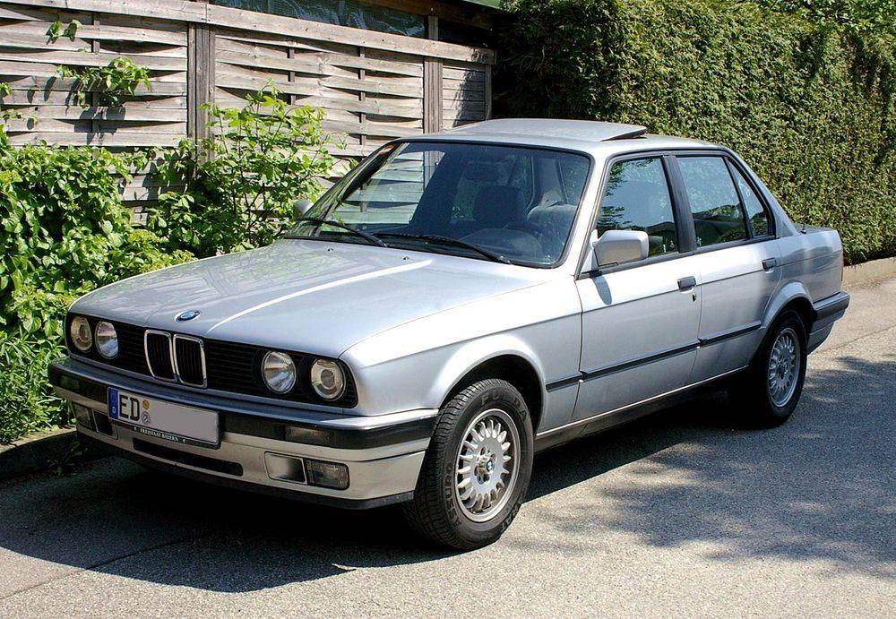 BMW・E30