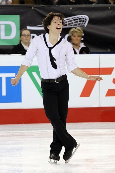カナダ代表のキーガン・メッシング選手