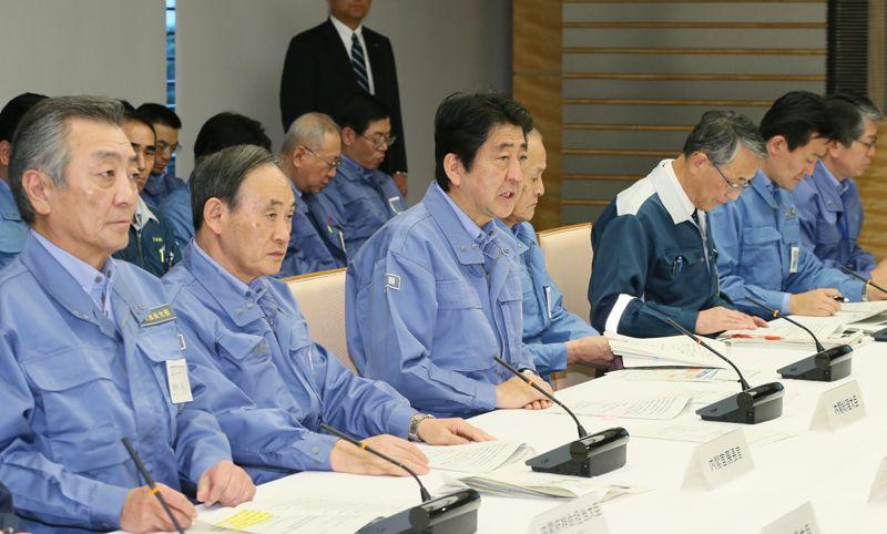 原子力総合防災訓練