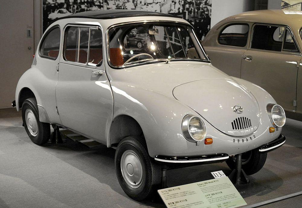 スバル・360 1958年