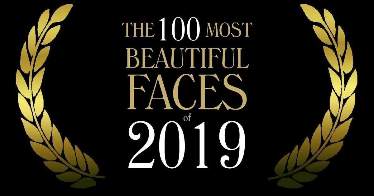 世界で最も美しい顔トップ100