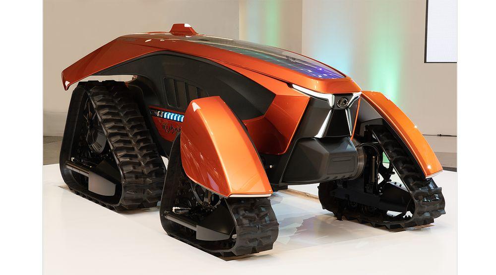 X Tractor(クロストラクタ)
