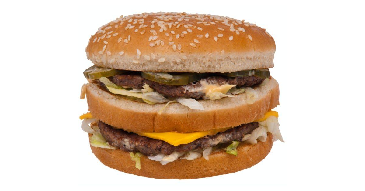 ビッグマック(マクドナルドのハンバーガー)