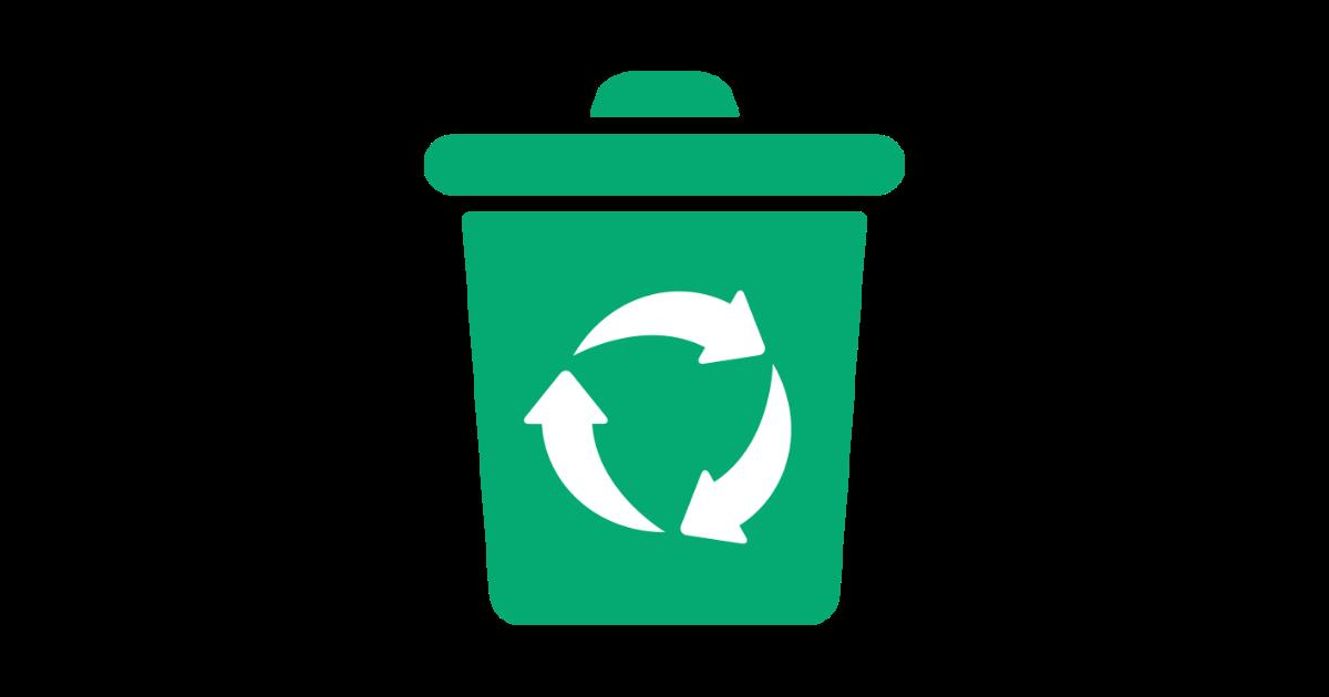 ごみ箱(リサイクルボックス)