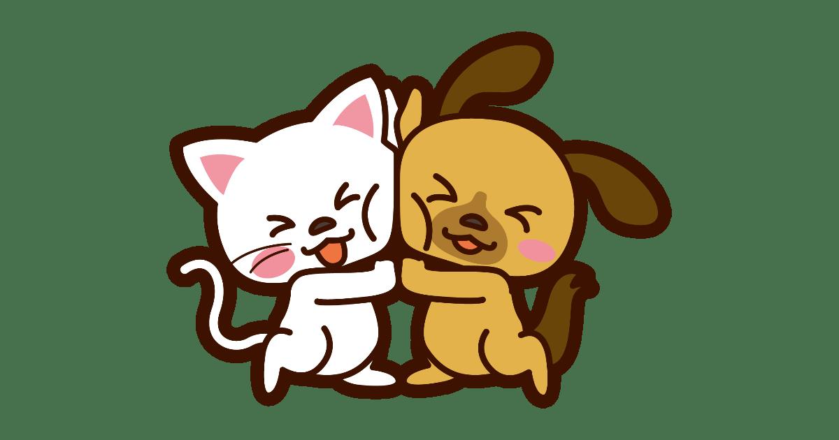 犬と猫の合体