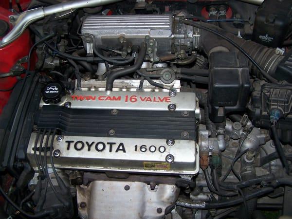 トヨタ「4A-GE」