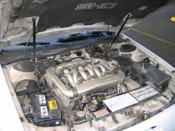 フォード「FORD SHO V6」