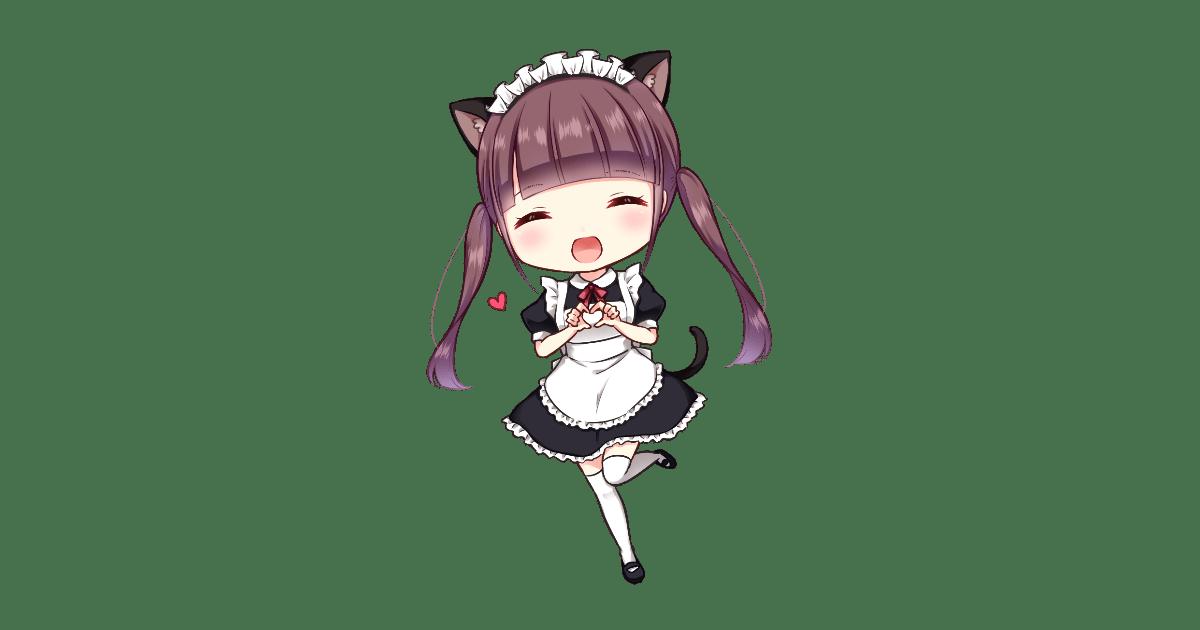 猫耳美少女