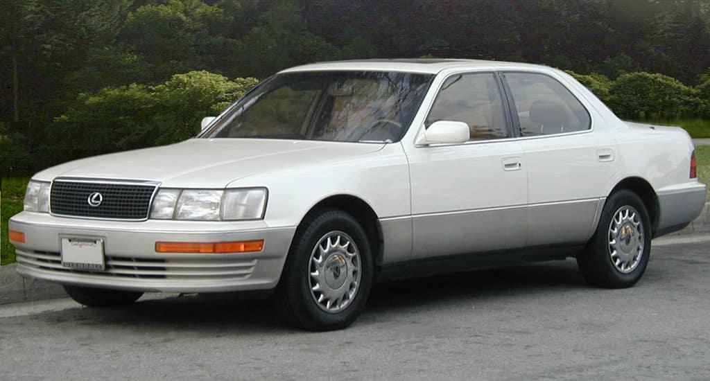 レクサスLS400