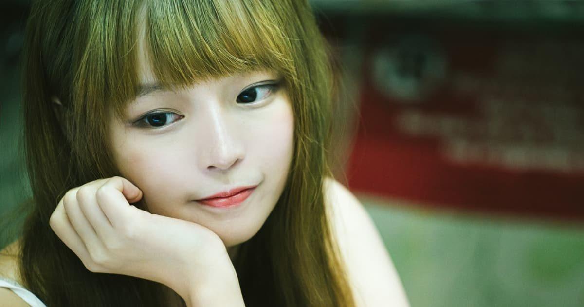 香港の美少女