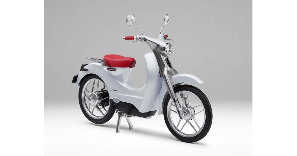 ホンダ EVカブ コンセプト(EV-Cub Concept)