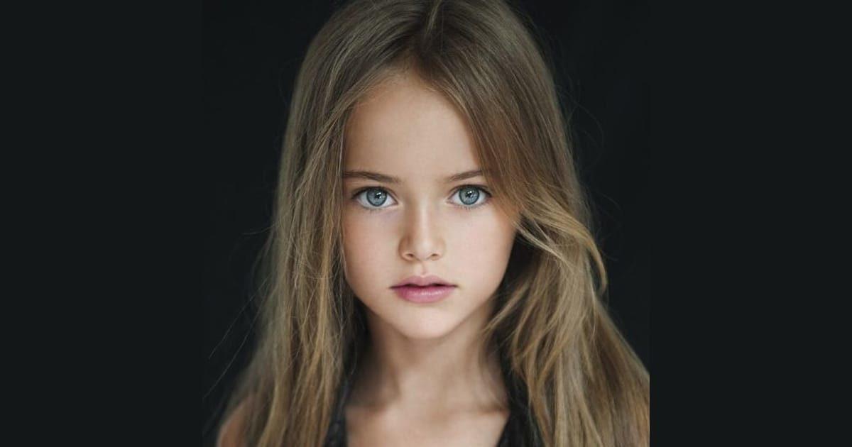 世界一の美少女「クリスティーナ・ピメノヴァ」