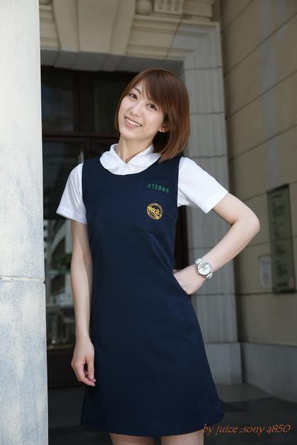 9位 竹北高中の制服