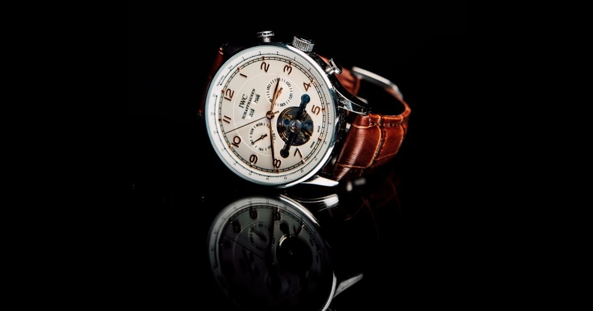 IWCの腕時計