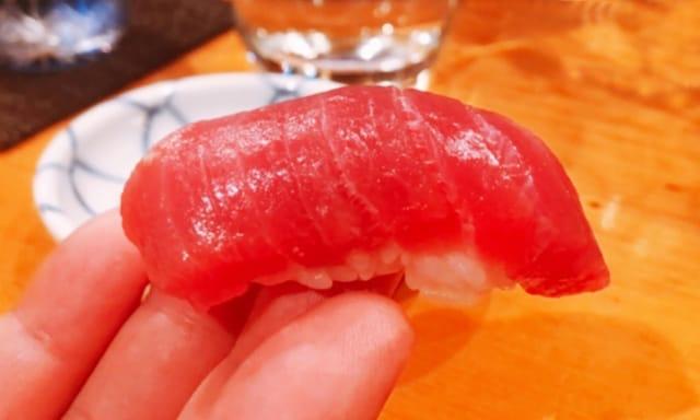 マグロ赤身寿司