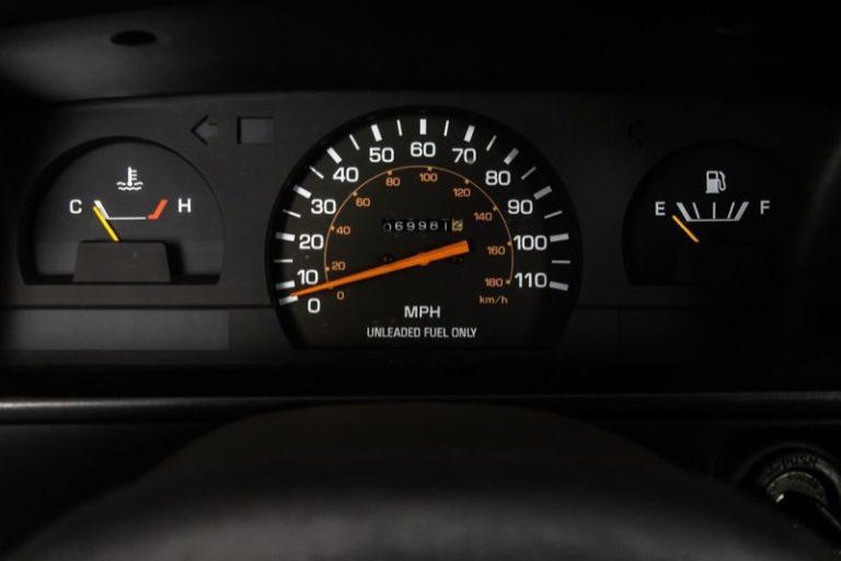 走行距離は約11万2,623km(69,981マイル)
