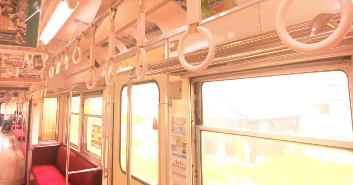 銚子電鉄の列車